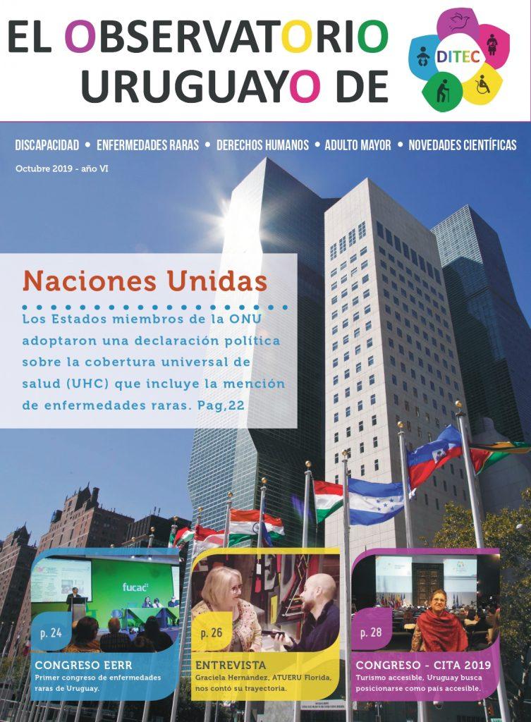 Revista Digital El Observatorio Uruguayo de DITEC