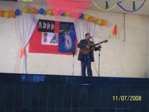 2008 - Evento de Solidaridad
