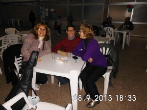 2013 -  Evento de Solidaridad EERR