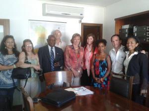 2015 - Asunción de Ministra Educación y Cultura