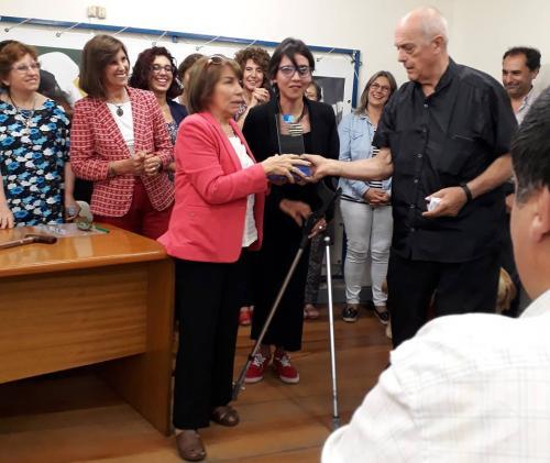 Eslabón Solidario y Odiseo 2017